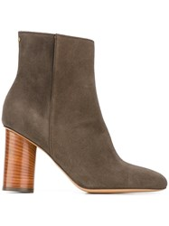 Jerome Dreyfuss 'Patricia' Boots Grey