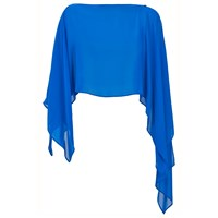 Damsel In A Dress Gabriella Shawl Blue