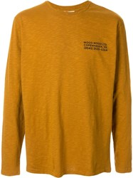 Wood Wood Peter Long Sleeved T Shirt 60