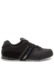 Y 3 Sprint Low Top Trainers Black