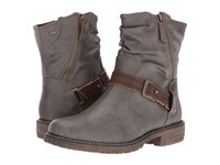Spring Step Feijo Grey Women's Pull On Boots Gray