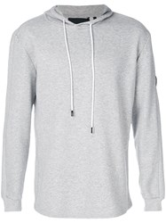 Blood Brother Supply Sweat Grey