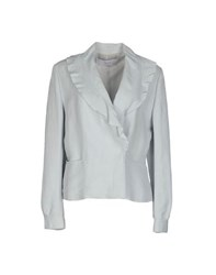Cacharel Suits And Jackets Blazers Women Turquoise