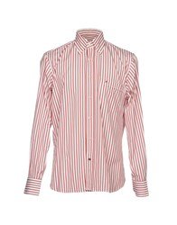 Carrel Shirts Red