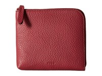 Ecco Kauai Medium Wallet Cherry Wallet Handbags Red