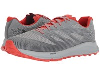 The North Face Ultra Tr Iii Griffin Grey Poinciana Orange Men's Shoes Griffin Grey Poinciana Orange