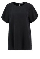 Filippa K Trapeze Blouse Black