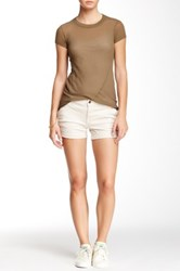 Rich And Skinny Hampton Short Beige
