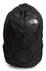 The North Face Men's 'Jester' Backpack Black Tnf Black