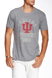 Original Retro Brand Indiana University Hoosiers Tee Gray