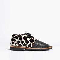 Madewell Brother Velliestm Erongo Boots In Cheetah Print