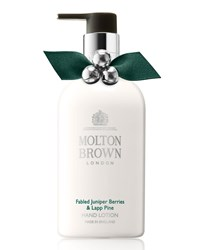 Molton Brown Fabled Juniper Berries And Lapp Pine Hand Lotion 10 Oz. 300 Ml