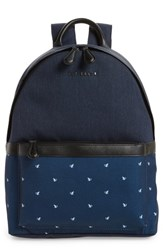 Ted Baker London Mangoo Backpack Blue Navy