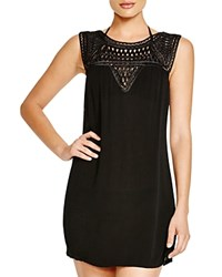 L Space L Space Paradise Dress Swim Cover Up Black