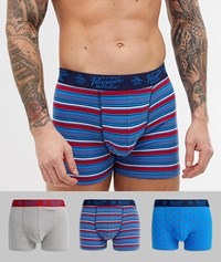 Penguin Original 3 Pack Trunks Multi