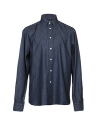 Brio Denim Shirts Blue