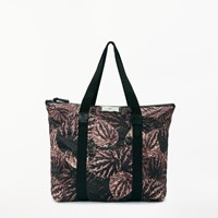 Day Birger Et Mikkelsen Gweneth P Foliole Pal Print Tote Bag Brown Black