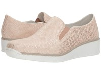 Rieker 53750 Rose Silver Shoes Pink