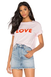 Kule The Modern Love Tee Pink