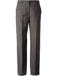 Maison Martin Margiela Tailored Tweed Trousers Grey