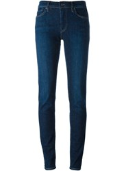 Levi's Made And Crafted 'Empire' Skinny Jeans Blue