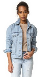 Levi's Ex Boyfriend Trucker Jacket Dream Of Life