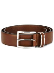 Hugo Boss Classic Belt Brown