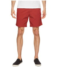 Dockers Standard Pull On Shorts Bank Red