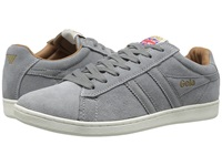 Gola Equipe Suede Light Grey Men's Shoes Gray