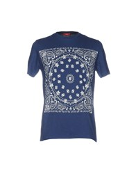 Altea Dal 1973 T Shirts Blue
