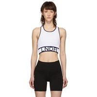 Lndr White Buck Sports Bra
