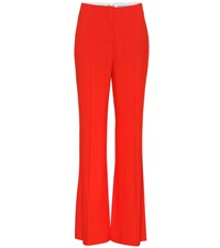 Diane Von Furstenberg High Waisted Flared Pants