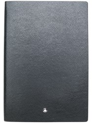 Montblanc Textured Note Book Black