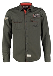 Kaporal Takin Regular Fit Shirt Dusty Khaki