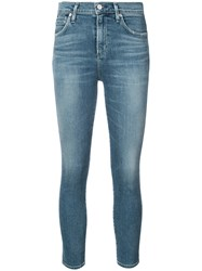 Citizens Of Humanity Slim Fit Jeans Blue