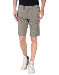 Uniform Bermudas Military Green