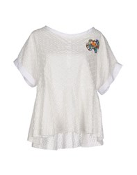 Imperial Star Imperial Shirts Blouses Women White