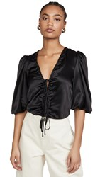 Nicholas Teresa Top Black