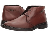 Mephisto Gerald Chestnut Randy Men's Lace Up Wing Tip Shoes Brown