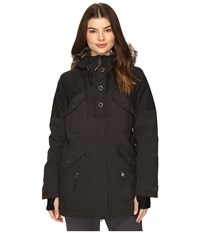 O'neill Clip Jacket Black Out Women's Coat