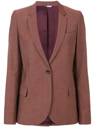 Paul Smith Ps By Slim Fit Tailored Jacket Acetate Viscose Mohair Wool