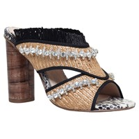 Kg By Kurt Geiger Holiday Occasion Mule Sandals Beige Other