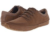 The North Face Bridgeton Lace Grey Taupe Cosmic Blue Men's Lace Up Casual Shoes Brown