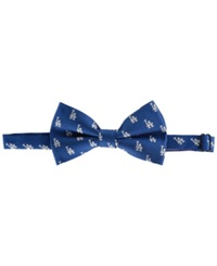 Eagles Wings Los Angeles Dodgers Bow Tie Blue
