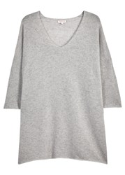 Demy Lee Cleo Grey Cashmere Jumper