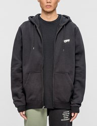 10.Deep Sound And Fury Zip Up Hoodie