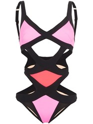 Agent Provocateur Mazzy Cutout Swimsuit 60