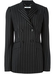 Givenchy Embroidered Wool Blazer Black
