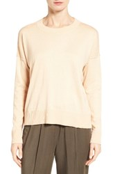 Eileen Fisher Women's Organic Cotton And Cashmere Sweater