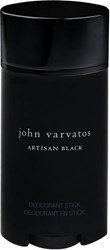 John Varvatos Men's Artisan Black Deodorant Stick Colorless